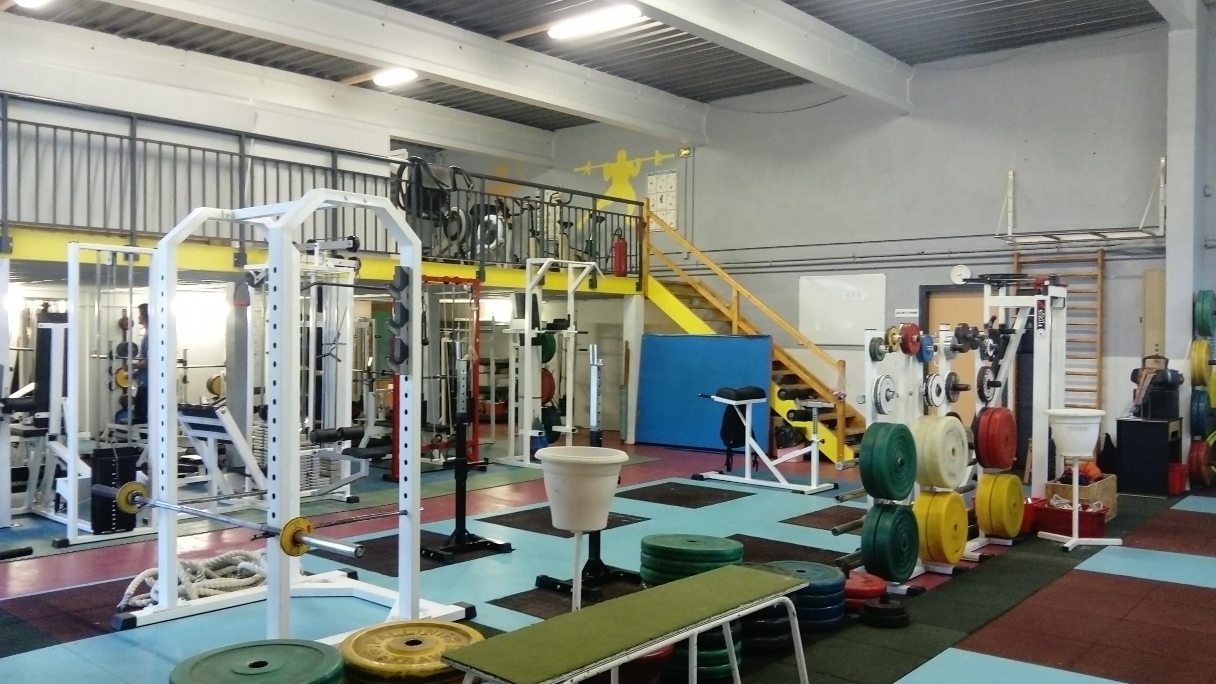 Souvent VAC | Salle de Sport Musculation Haltérophilie Fitness Vannes LR88